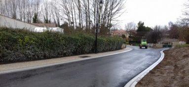 RD 139 route de Rétaud